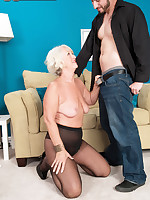 60 Plus MILFs - An ass-fucking for Grandma Jeannie - Jeannie Lou (45 Photos)