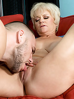 50 Plus MILFs - No Fear Of Cock - Destiny Anne (60 Photos)